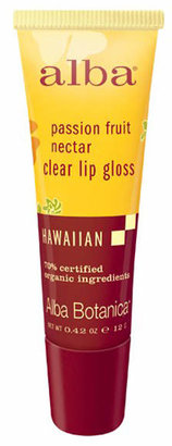 Alba Passionfruit Nectar Clear Lip Gloss by 0.42oz Lip Gloss)
