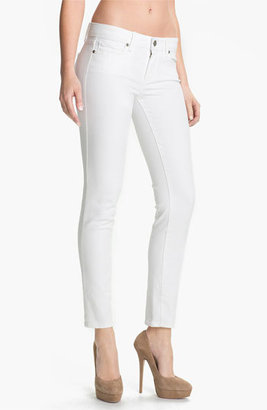 Women's Paige 'Skyline' Ankle Peg Skinny Jeans $189 thestylecure.com