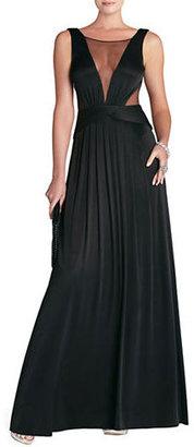 BCBGMAXAZRIA Magdalena Sleeveless Gown