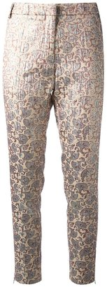 Dries Van Noten brocade 'Pala' trouser