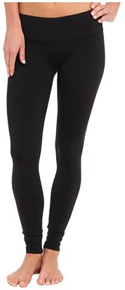 Alo Airbrushed Legging (Black) Women's Workout