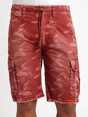 True Religion Recon Cargo Shorts