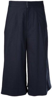 ADAM by Adam Lippes flat waist trousers