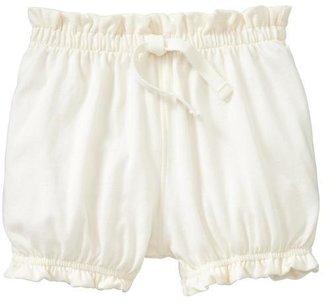 Gap Ruffle bow bubble shorts