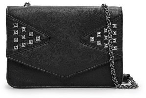 MANGO Outlet Studded Small Shoulder Bag