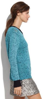 Madewell Something Else Mottled Sweater