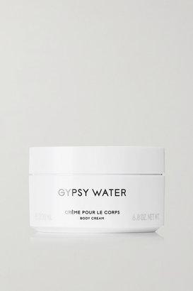 Byredo Gypsy Water Body Cream, 200ml - one size