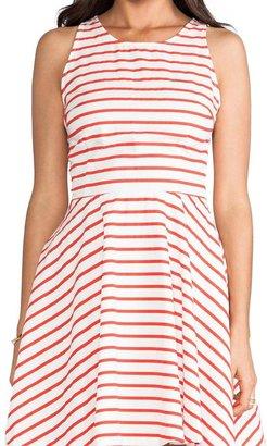 BB Dakota Striped Summer Dress