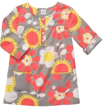 Carter's floral tunic - toddler