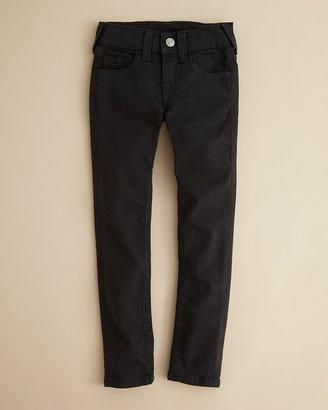 True Religion Girls & #039; Casey Ultra Skinny Overdye Skinny Jeans - Sizes 7-14