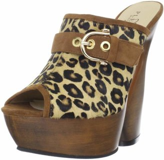 Pleaser USA Women's Swan-601LP/TLE-PH Platform Sandal
