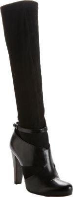 Barneys New York CO-OP Combo Knee Boot