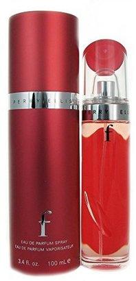 Perry Ellis F By Perry Ellis For Women. Eau De Parfum Spray 3.4 Ounces $30.19 thestylecure.com