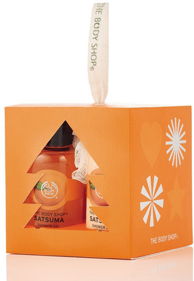The Body Shop Satsuma Treats Gift Set