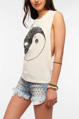 Truly Madly Deeply Drop-Arm Muscle Tee