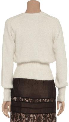 By Malene Birger Pavla angora-blend sweater
