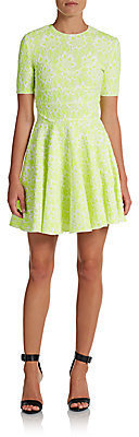 Dolce Vita Feodras Bonded Lace Fit-And-Flare Dress