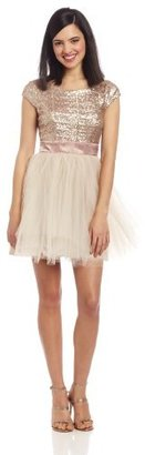 Trixxi Juniors Party Tulle Dress