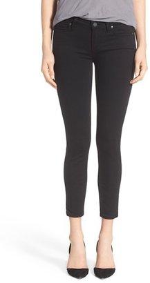 Women's Paige 'Transcend - Verdugo' Crop Skinny Jeans $169 thestylecure.com
