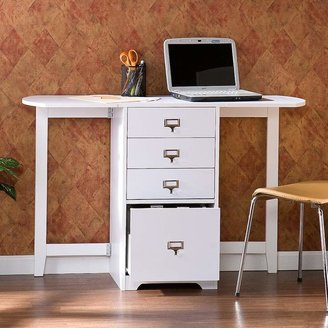 Southern enterprises Nicholson Organizer & Craft Desk