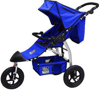 Tike Tech Trax360 Single Swivel Stroller - Pacific Blue