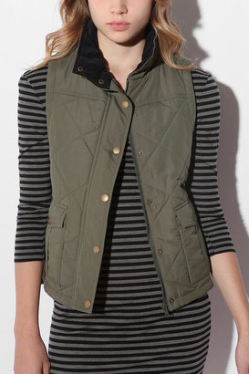 Character Hero Quilted Vest