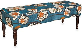 Bed Bath & Beyond angelo:HOME Large Floral Bench
