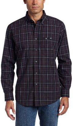 Wrangler Men's Trevor Brazile Collection Button Shirt
