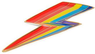 Jonathan Adler Technicolor Trinket Tray - Bolt