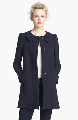 RED Valentino Bow Detail Coat