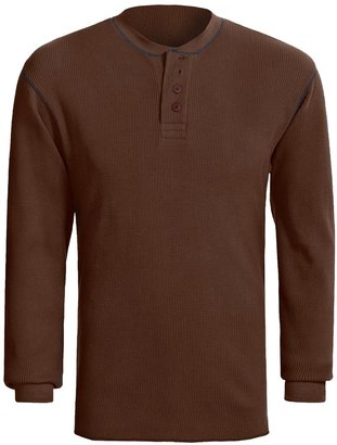 Dakota Grizzly Scout Henley Shirt (For Men)