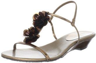 AK Anne Klein Women's Ziti Wedge Sandal