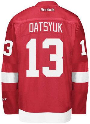 Reebok Men's Pavel Datsyuk Detroit Red Wings Premier Jersey