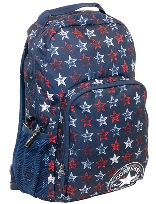 Converse stamped stars all in 15-in. laptop backpack
