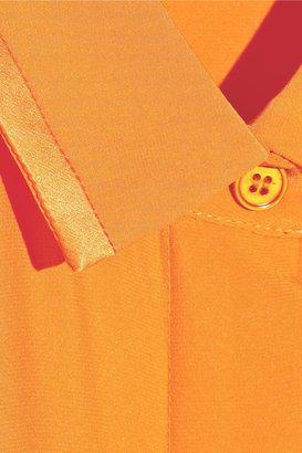 Stella McCartney Dorsey silk shirt