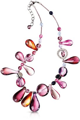 Antica Murrina Lapilli Murano Glass Necklace $114 thestylecure.com