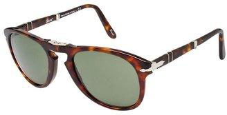 Persol PO0714 Suprema Folding Sunglasses, Havana