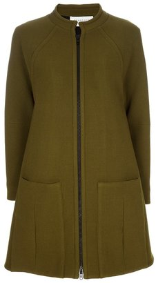 Gianluca Capannolo Wool blend coat