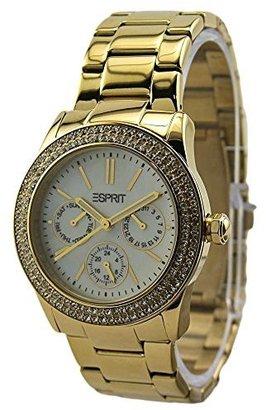 ESPRIT Women's ES103822012 Peony Multifunction Watch $62.98 thestylecure.com