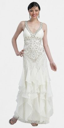 Sue Wong Art Deco Formal Gowns