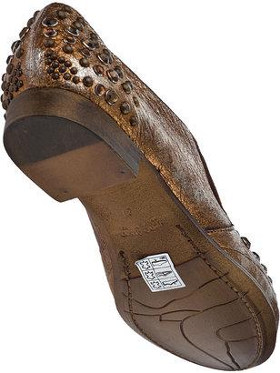 Bryan Blake A1028 Loafer Bronze Leather