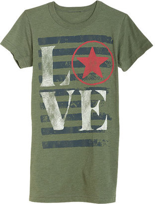 Delia's Army Of Love Tee