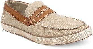 Steve Madden Men's Shoes, Gomer Penny Loafers