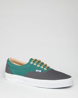 Vans Era Brushed Twill Sneakers