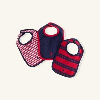 Striped Bib 3-Pack