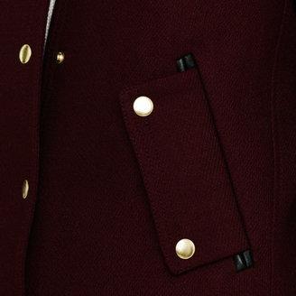 Club Monaco Gabi Varsity Jacket