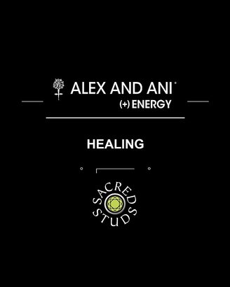 Alex and Ani Sacred Studs Post Earrings, Healing