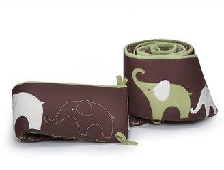 Carter's elephant bumper