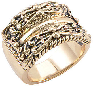 Barse Jubilee Scroll Ring