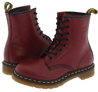 Dr. Martens 1460 W (Black Smooth) Women's Boots